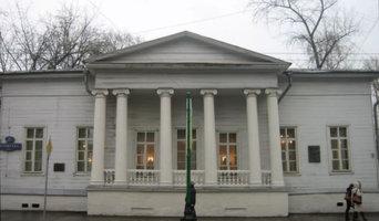 Дом Тургенева