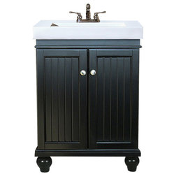 Traditional Bathroom Vanities And Sink Consoles by Kolibri Decor
