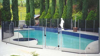 Pool Fence Pictures