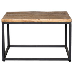 Industrial Coffee Tables by Kosas