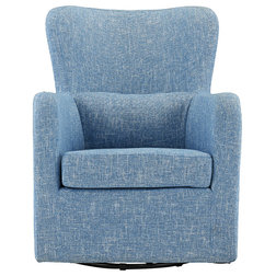 Contemporary Armchairs And Accent Chairs by SofaMania