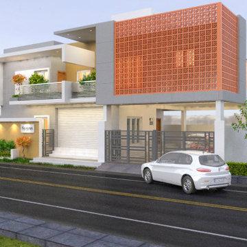 Mukesh Residence