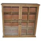 Way Basics Modular 6 Cube Tall Bookcase - Green - Modern ...