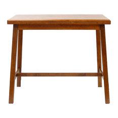 Asian Bar Table, Walnut