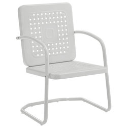 Contemporary Outdoor Dining Chairs by Crosley