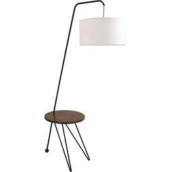 Midcentury Floor Lamps by HedgeApple
