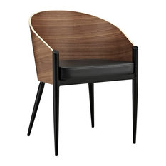 Modway   Modway Cooper Dining Armchair EEI 604 WAL   Dining Chairs