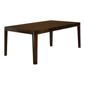 A America Brooklyn Heights Square Leg Table Transitional