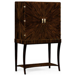 Traditional Wine And Bar Cabinets by Jonathan Charles Fine Furniture