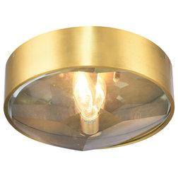 Transitional Flush-mount Ceiling Lighting by Design Living