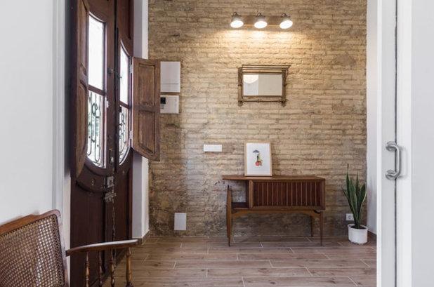 Antes y después: De bajo ruinoso a piso minimal por 50.000 euros
