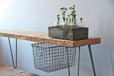 Superb Contemporary Indoor Benches by Etsy
