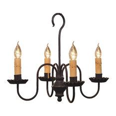 katieu0027s handcrafted lighting llc peppermill wrought iron chandelier by katieu0027s black chandeliers - Wrought Iron Chandelier