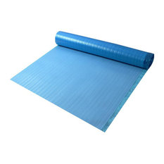 2mm Laminate Flooring Blue Foam Underlayment, 100 Sq. Ft./Roll