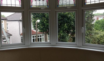 Encapsulated Leaded lights into UPVC