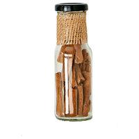 "Cinnamon Sticks In 6"" Glass"