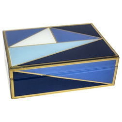 Contemporary Decorative Boxes by Sagebrook Home