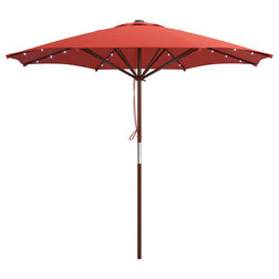 Transitional Outdoor Umbrellas by Homesquare