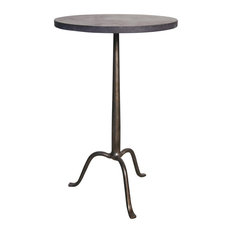 Noir   Cosmopolitan Side Table   Side Tables And End Tables
