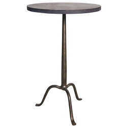 Great Transitional Side Tables And End Tables by Noir