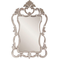 Traditional Wall Mirrors by HedgeApple