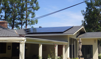 Rooftop Solar Panels - California