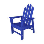 Long Island Dining Chair, Pacific Blue