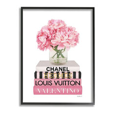 Roses on Top of Pink Fashion Icon Books16x20