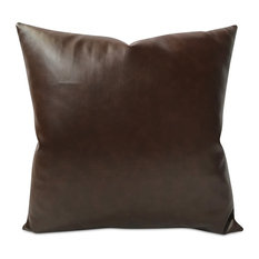 """Southwestern Faux Leather Pillow Cover 22""""x22"""""""