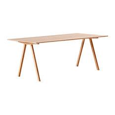 Hay Design   Copenhague CPH10 Tisch Eiche Lackiert 160 X 80 Cm Hay Design    Esstische