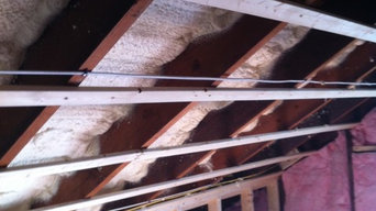 Closed Cell Spray Foam Insulation Project