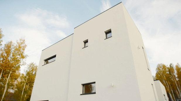 Дом из кубиков