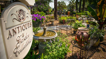 Garden & Antique Fun at The Greenery
