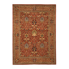 1st Avenue - Elenore Hand-Tufted Wool Rug, 4'x6' - Area Rugs