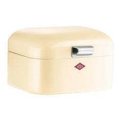 """""""Grandy"""" Retro Mini Storage Box, Almond"""