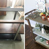 DIY Makeover: From Sad Shelving Unit to Glam Bar Cart