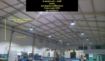 High Bay LED Lighitng Upgrade