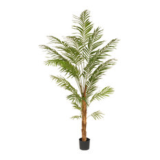 7' Deluxe Areca Potted Palm Tree