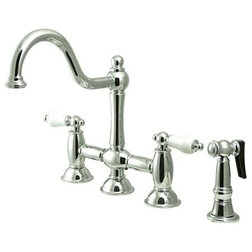 Traditional Kitchen Faucets by Kingston Brass