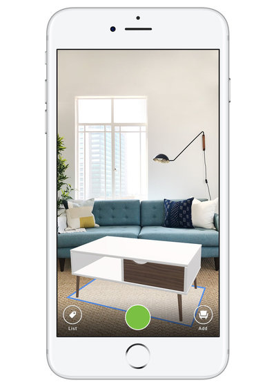 Cover Your Floor in Virtual Tile Using Houzz's Enhanced App
