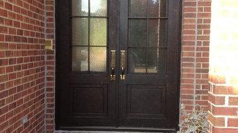 We supply Iron Doors