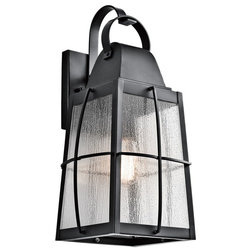 Transitional Outdoor Wall Lights And Sconces by Designer Lighting and Fan