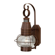 Shop motion activated outdoor light on houzz for your home houzz vaxcel chatham smart lighting 10 outdoor wall light outdoor wall lights and sconces mozeypictures Images