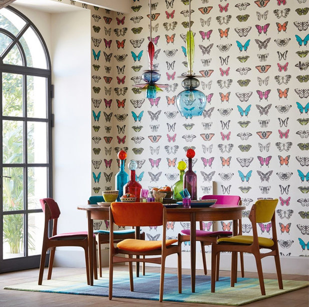 Expert Eye: What Works with Wallpaper? 5 Must-Know Tips