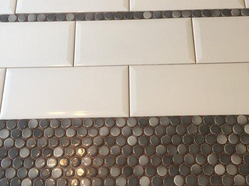 Subway Tile Beveled Or Flat