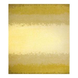 Trendline Scatter Joy Rug, Yellow, 160x230 cm