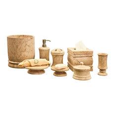 bathroom accessory sets  houzz, Bathroom decor