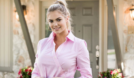 My Houzz : La surprise du mannequin Kate Upton à sa sœur