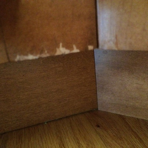 Need To Touchup Maple Kitchen Cabinet Stain