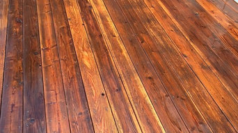 Wood Cleaning and Sealing